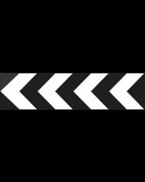 Uni-directional Hazard Marker Sign