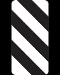 Width Marker (L or R) Sign