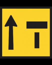 Lane Status (2 lane)Sign