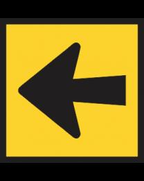 Detour Marker Sign