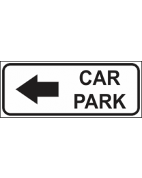 Car Parking On Left Sign