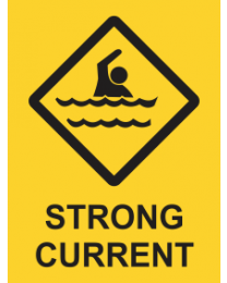Strong Current Sign