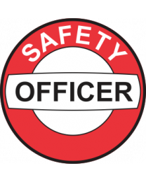 Safety Officer Sign