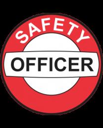 Safety Officer Sign