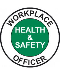 Workplace Officer Health And Safety Sign