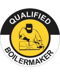 Qualified Boilermaker Sign