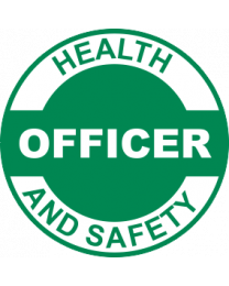 Health & Safety Officer Sign