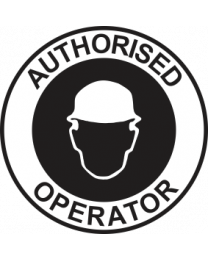 Authorised Operator Sign