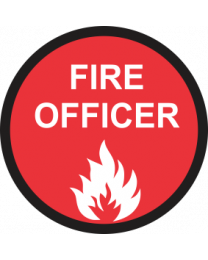 Fire Officer Sign