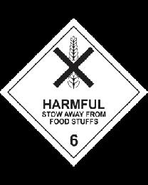 Harmful Stow Away From Food Stuff
