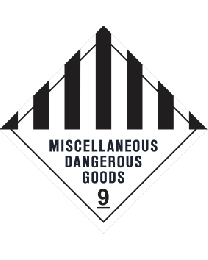 Miscellaneous Dangerous Goods 9