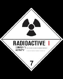 Radioactive (I) 7