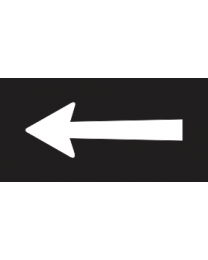 Arrow Sign