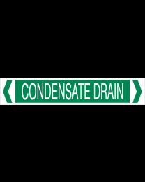 Condensate Drain Pipe Markers