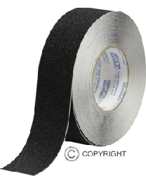 Anti-Slip Tape - Black (50mm x 18m)
