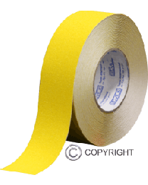 Anti-Slip Tape - Yellow (50mm x 18m)