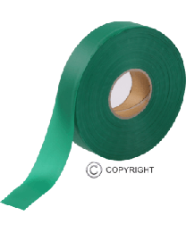 Surveying Tape - Green (25mm x 75m)