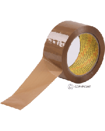Packaging Tape - Brown (50mm x 30m)