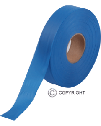 Surveying Tape - Blue (25mm x 75m)