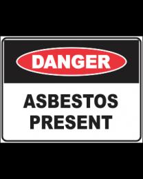 Asbestos Present