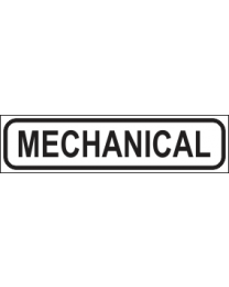Mechanical Sign