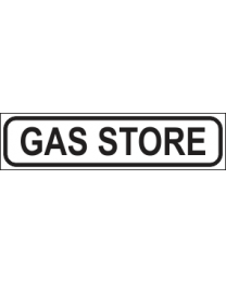 Gas Store Sign