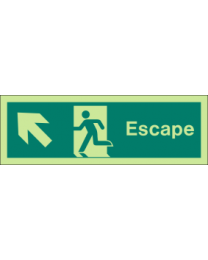 Escape (Arrow )Sign