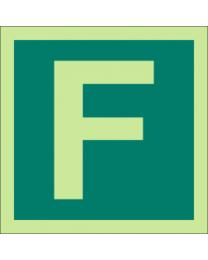 F Sign