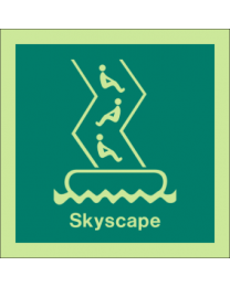 Skyscape Sign