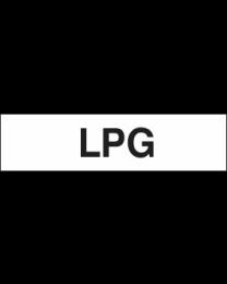LPG Sign