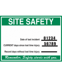 Site Safety ...Poster