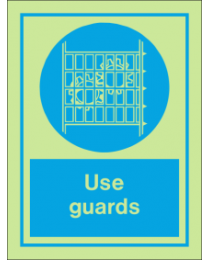 Use Guards IMO Sign