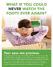 Your Eyes Are Precious Poster