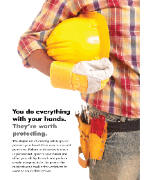 Hands Safety Poster