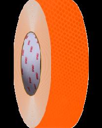3M  Class 1W Fluorescent Orange - 100MM