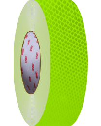 3M  Class 1W Fluorescent Yellow/Green - 75MM