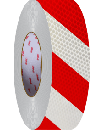 Class 1W White/Red- 100MM