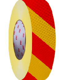 3M  Class 1W  Yellow/Red- 100MM