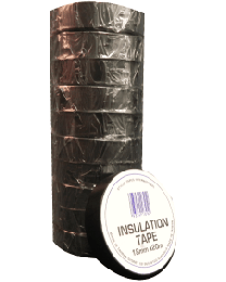 Electrical Insulation Tape (Black) 18MM X 20M