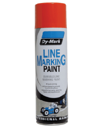 Line Marking Paint - Orange