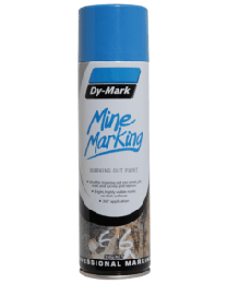 Mine Marking - Fluro Blue