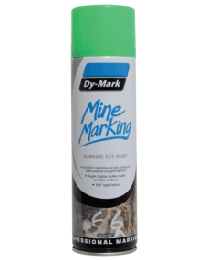 Mine Marking - Fluro Green
