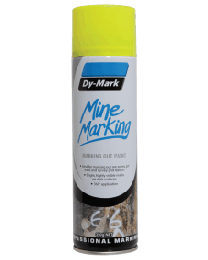 Mine Marking - Fluro Yellow