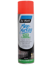 Mine Marking (Non-flammable) - Fluro Red