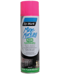 Mine Marking (Non-flammable) - Fluro Pink