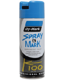 Spray & Mark - Fluro Blue