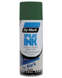 Spray Ink - Camouflage Green