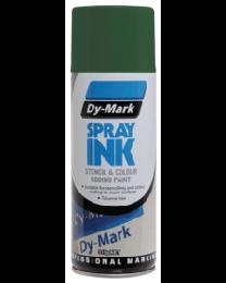Spray Ink - Camouflage Green