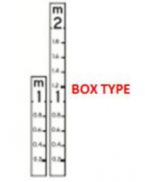 Depth Marker (Box type) Single Sided